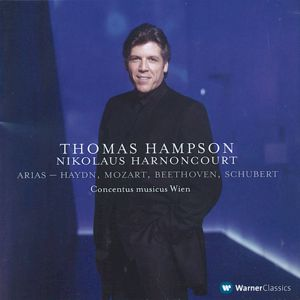 Thomas Hampson Arias / Warner Classics