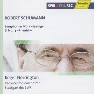 Roger Norringtion, Schumann / SWRmusic