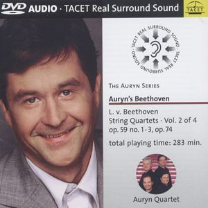 The Auryn Series, Auryn's Beethoven / Tacet