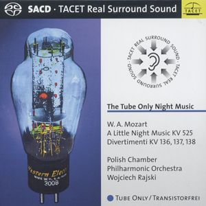 The Tube Only Night Music / Tacet