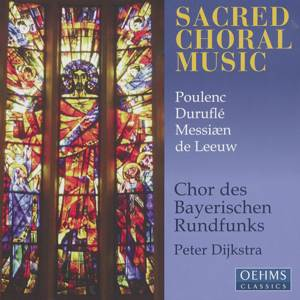 Sacred Choral Music / OehmsClassics