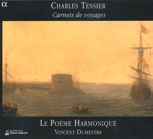 Charles Tessier Carnets de voyages / Alpha Productions