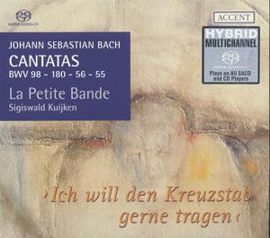 J.S. Bach, Cantatas for the Complete Liturgical Year Vol. 1 / Accent