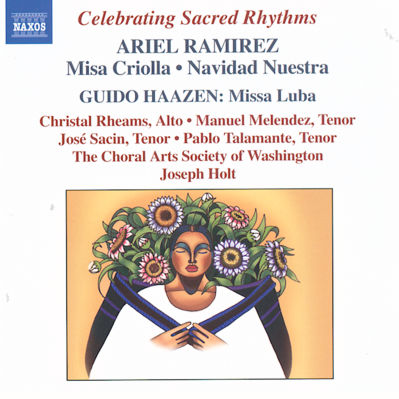 Celebrating Sacred Rhythms / Naxos