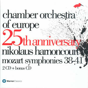 chamber orchestra of europe 25th anniversary / Warner Classics