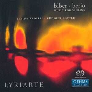 Biber • Berio Music for Violins / OehmsClassics