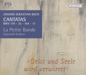 Johann Sebastian Bach, Cantatas for the Complete Liturgical Year Vol. 5 / Accent