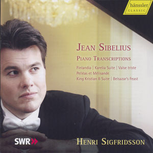 Jean Sibelius<br />Piano Transcriptions