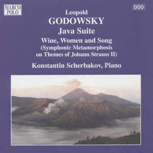 Leopold Godowsky, Piano Music Vol. 8 / Marco Polo