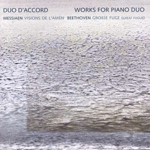 Duo D'Accord Works for Piano Duo / OehmsClassics