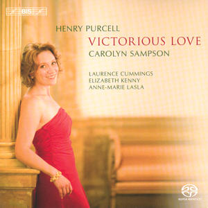 Henry Purcell Victorious Love / BIS