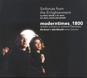 Sinfonias from the Enlightenment / Challenge Classics