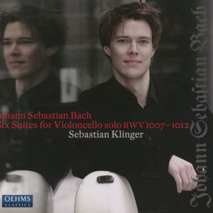 J. S. Bach Six Suites for Violoncello solo BWV 1007-1012 / OehmsClassics