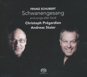 Franz Schubert Schwanengesang and songs after Seidl / Challenge Classics