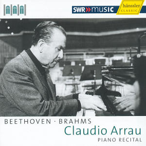 Claudio Arrau, Piano Recital Beethoven • Brahms / SWRmusic