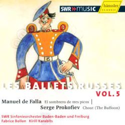 Diaghilev, Les Ballets Russes Vol. V / SWRmusic