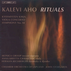 Kalevi Aho Concert for Chamber Orchestra / BIS
