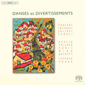 Danses et Divertissements / BIS