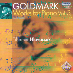 Goldmark Works for Piano Vol. 3 / Hungaroton