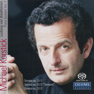 Michael Korstick The Beethoven Cycle Vol. 7 / OehmsClassics