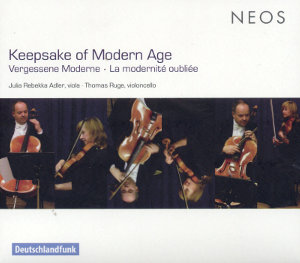 Keepsake of Modern Age, Works for Viola and Violoncello / Neos