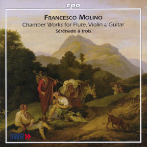 Francesco Molino Chamber Works for Flute, Violin & Guitar / cpo