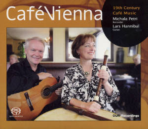 Café Vienna 19th Century Café Music / OUR Recordings
