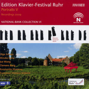 Edition Klavier-Festival Ruhr Portraits V / Avi-music