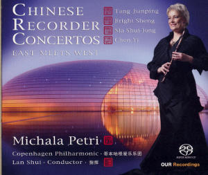 East Meets West, Chinese Recorder Concertos / OUR Recordings